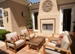 Outdoor Living Room Wood Furniture