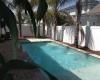 Rectangular Pool w/ 3 Deck Jets